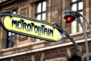 Metro or Subway Paris, apps to download before traveling