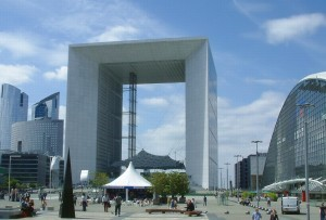 La Défense (5), Top 10 unusual places