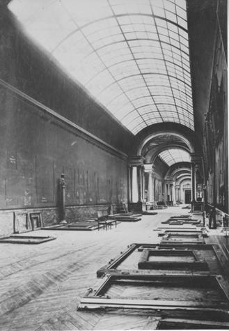 Le Louvre abandonné