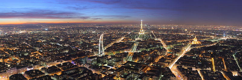 ParisBy Night