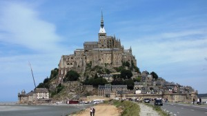 Excursion at Mont Saint Michel in Normandy, paris in 5 days