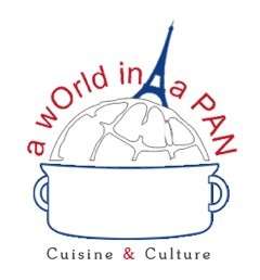 A World in a Pan logo