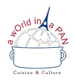A World in a Pan logo