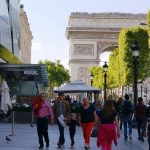 Scenic, Paris, Sunday, champs elysees