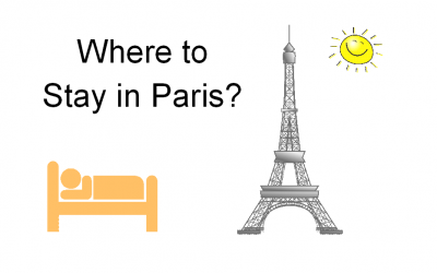 visit paris and france Top areas where you can find an hotel or accommodation in Paris. Review ParisByM's tip on where you should stay in Paris. The main districts are introduced with all the pros and cons.