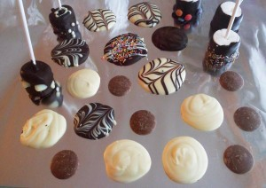 museum of chocolate, Choco Story, an original activity in Paris (what to do in Paris around French gastronomy) - my own production of chocolates !