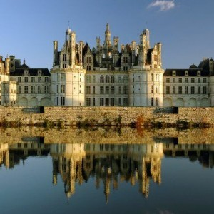 French castles part of Loire Valley castles package, Chateau de Chambord
