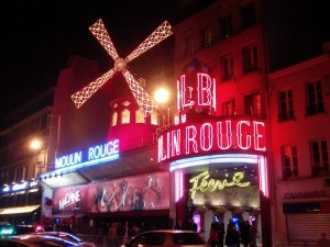 Go to a cabaret show at the end of your one day in Paris itinerary