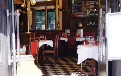 sightseeing in paris, le mathusalem paris, typical brasseries