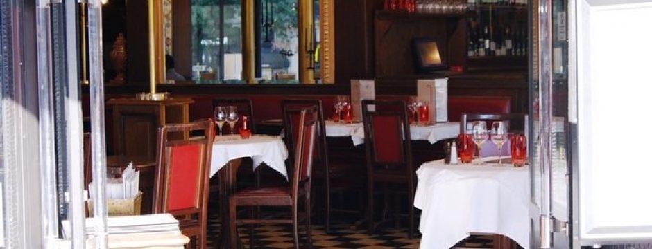 sightseeing in paris, le mathusalem paris, typical brasseries
