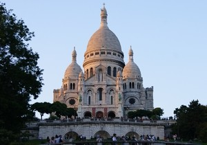Paris Sightseeing, Montmartre Paris