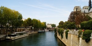 Suggested itinerary for Paris