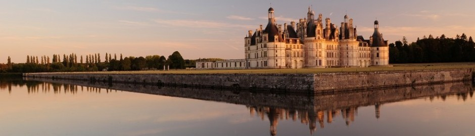 Chateau de Chambord, Chambord castle