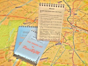 travel planner paris