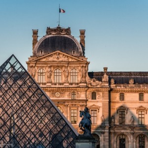 Louvre Museum, Student Trips to Paris