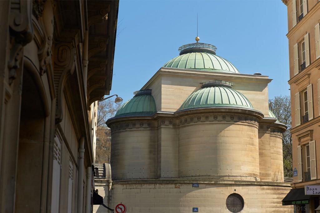 Chapelle Expiatoire in Paris