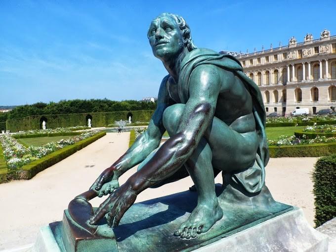 Parisbym versailles castle - Jardin moderne rennes bus versailles ...