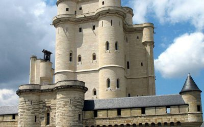 Vincennes castle, Chateau de Vincennes