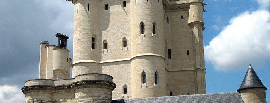 Vincennes castle, Chateau de Vincennes