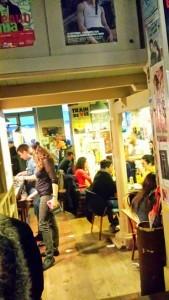Le Loir Dans le Thièire salon de thé intérieur