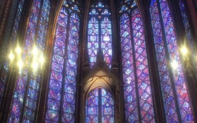 Sainte-Chapelle Gothic masterpiece of Paris
