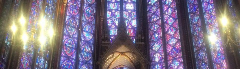Sainte-Chapelle Gothic masterpiece of Paris