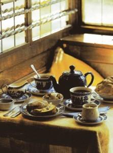 The Tea Caddy salon de thé