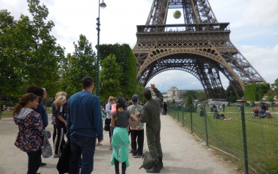 Tour Eiffel skip the line guided tour