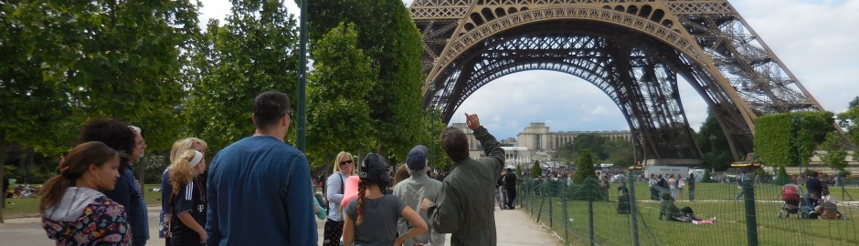 Visite guidée de la Tour Eiffel, billets coupe file