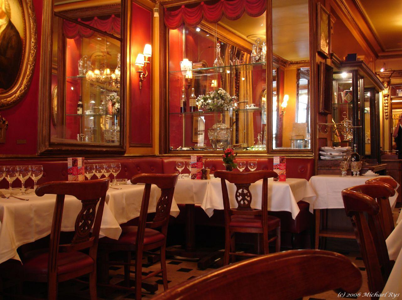 A Classification Of French Restaurants In Paris Parisbym