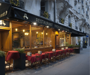 selection regional restaurants paris