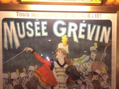 grevin museum