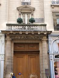 small luxury hotel paris