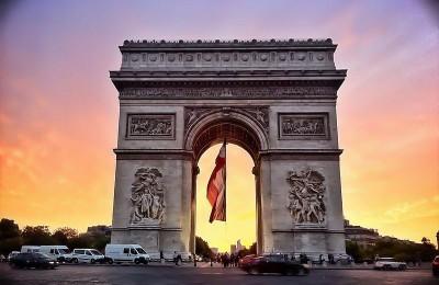 Paris Monuments and Landmarks