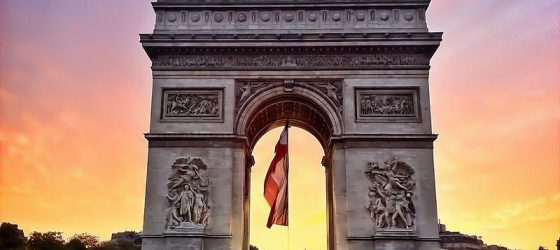 Paris Monuments and Landmarks