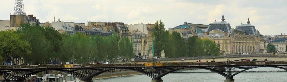 Boat Trip on the Seine Paris