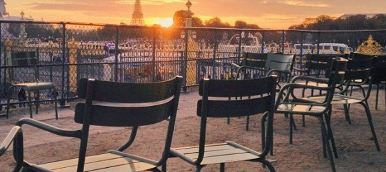 Paris, Eiffel, view