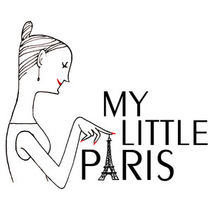 Paris, Eiffeltower, logo, blog