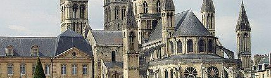 Normandy, Caen, Castle, France, Daytrip