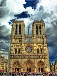 notre dame, cathedral, C Trip