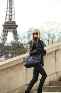 Fasion, Parisian, Style, How to walk the walk like a Parisian