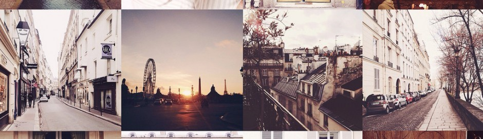 Paris, Instagram, Socialmedia