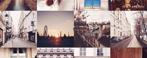 Parisinfourmonths' Instagram