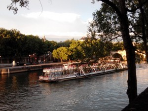 Dinner cruises in Paris, Seine river cruise
