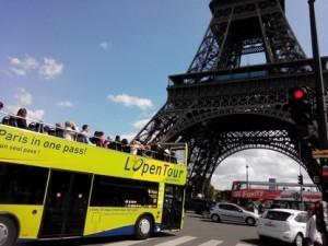 Paris guided tours