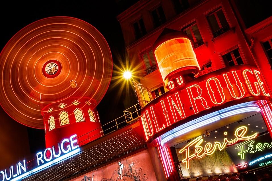 Cabaret Shows in Paris