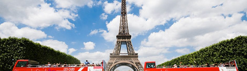 Paris Bus Tour