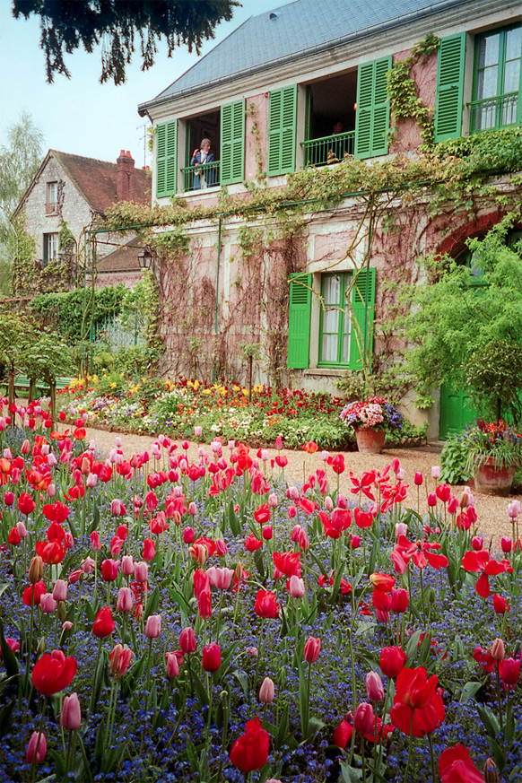 Giverny, Paris