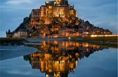 3 Day trip, Mont Saint Michel, Loire Valley, mont saint michel in 1 day