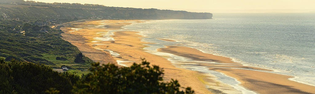 normandy tourist attractions
